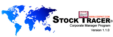 StockTracer Corporate Manager Program